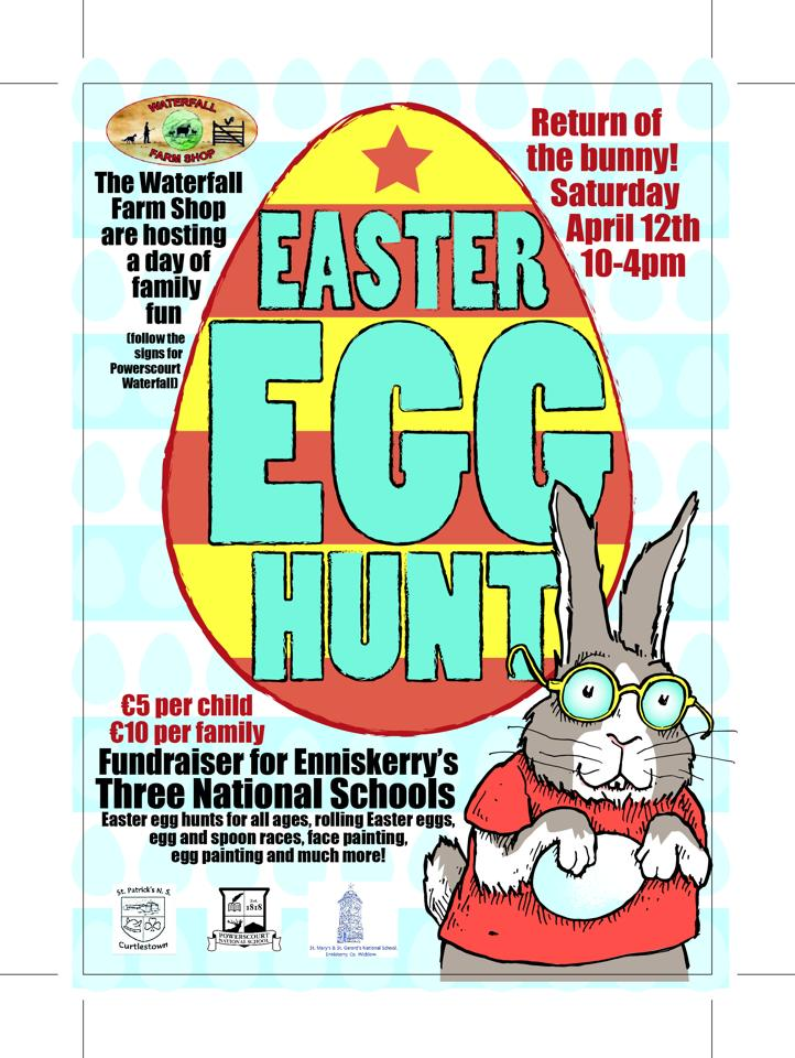 Charity Easter Egg Hunt 2014